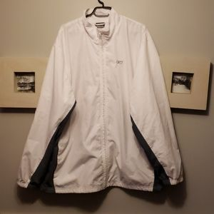 Reebok mens windbreaker jacket